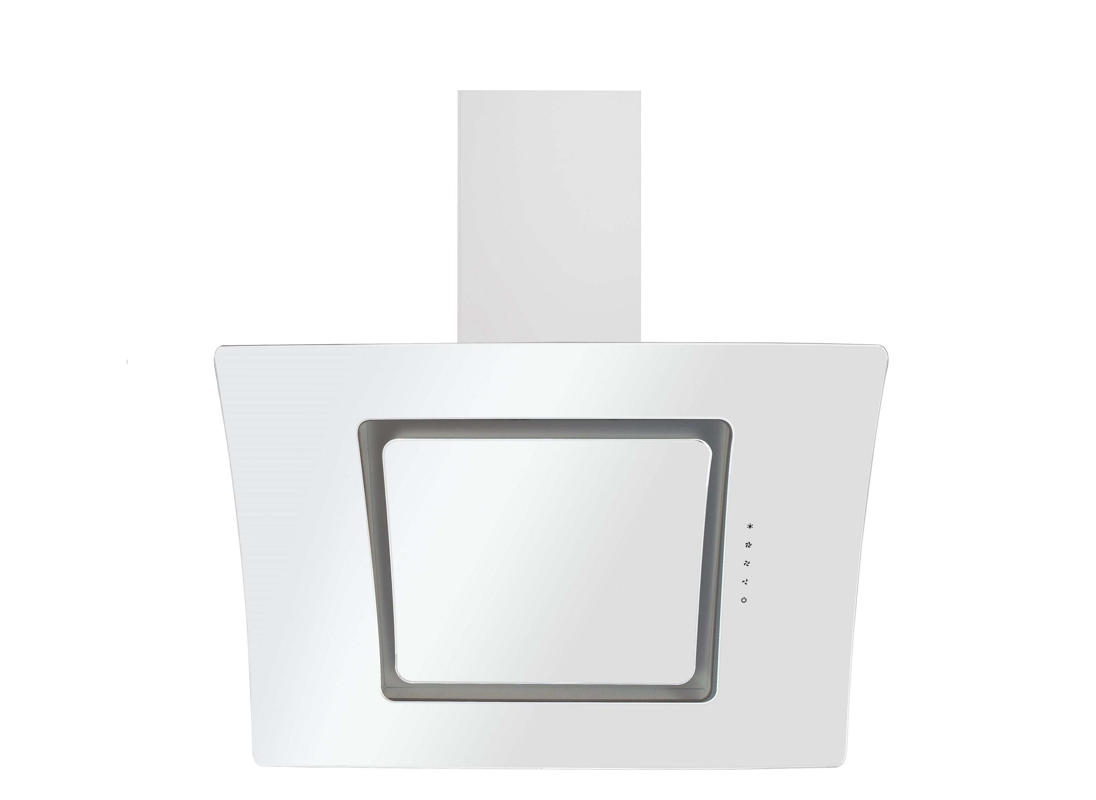 dunstabzugshaube schr ghaube wandhaube kopffrei glas 60 cm wei eekl a respekta ebay. Black Bedroom Furniture Sets. Home Design Ideas
