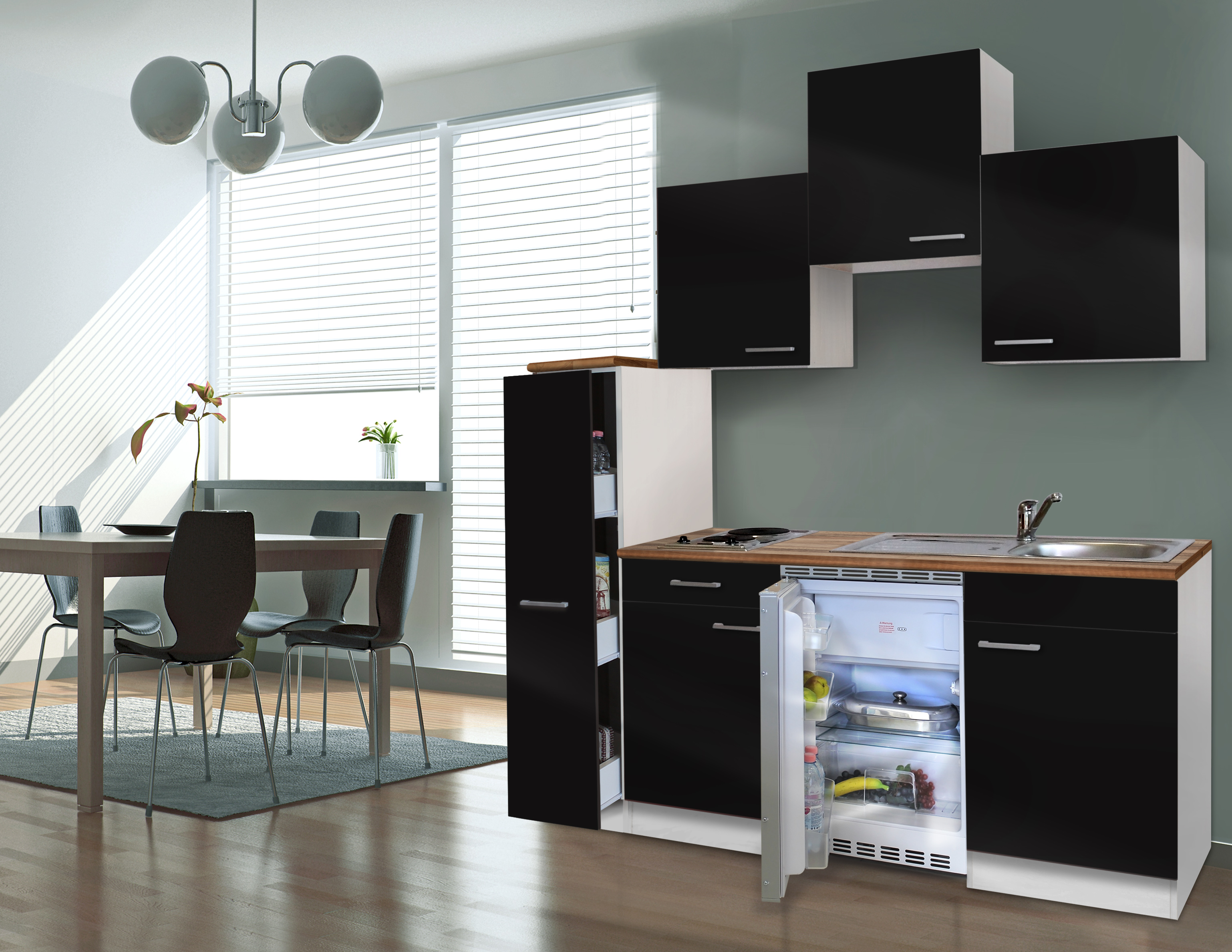 respekta k chenzeile singlek che minik che k che 180 cm. Black Bedroom Furniture Sets. Home Design Ideas