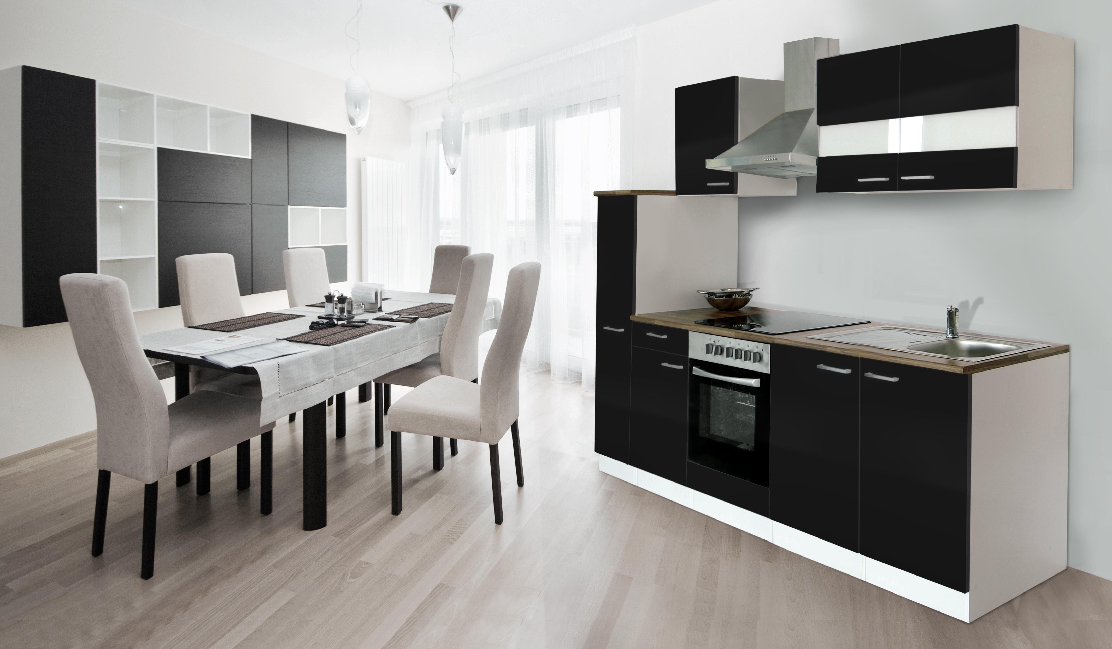 Cucina,Angolo Cucina,Blocco Cucina,Cucina Componibile Completo 240 ...